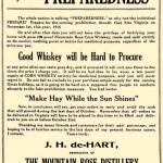 Dehart Distillery