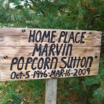 Popcorn Sutton's Home