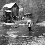 Snowbird Mill near the turn of the last century.