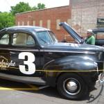 Junior Johnson's car