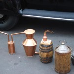 Small moonshine stills